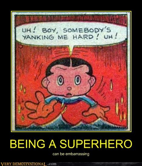 Mean People puns superheros superzero yank - 5106069504