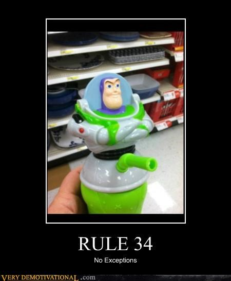 buzz lightyear hilarious phallic Rule 34 straws