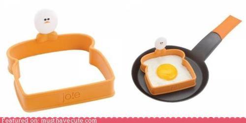 bread breakfast cooking eggs mold - 5106972160