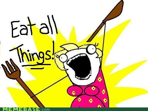 all the things eat food Joy pregnancy - 5107729152