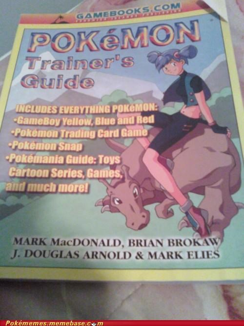 charizard guide magazine old Pokémans wtf - 5107881728