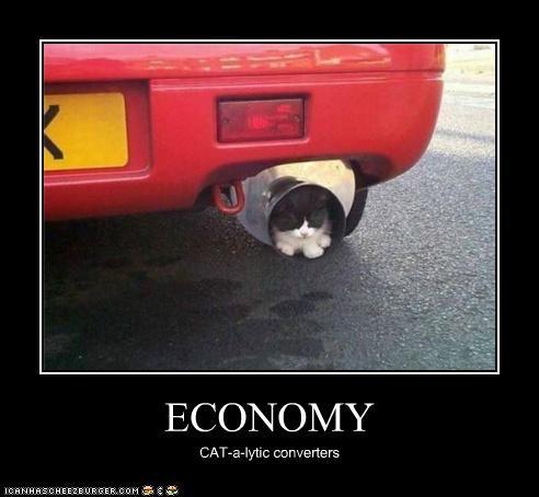 ECONOMY CAT-a-lytic converters