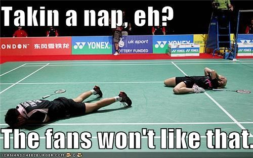 crying FAIL fans naps sore loser sports tennis Up Next in Sports