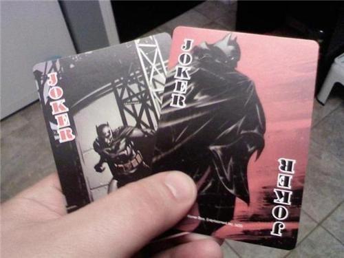 batman,cards,joker,merch
