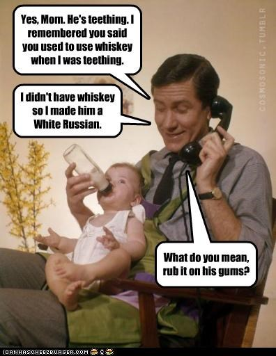 alcohol Babies clueless dads fathers historic lols kids - 5110154752