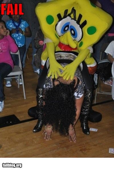 costume dancing failboat innuendo not for kids SpongeBob SquarePants