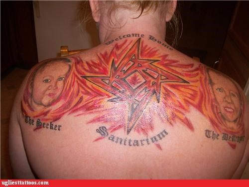 back piece metallica Music - 5111861760