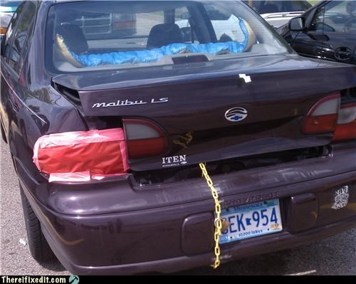 cars dual use locked up security tape - 5112791040