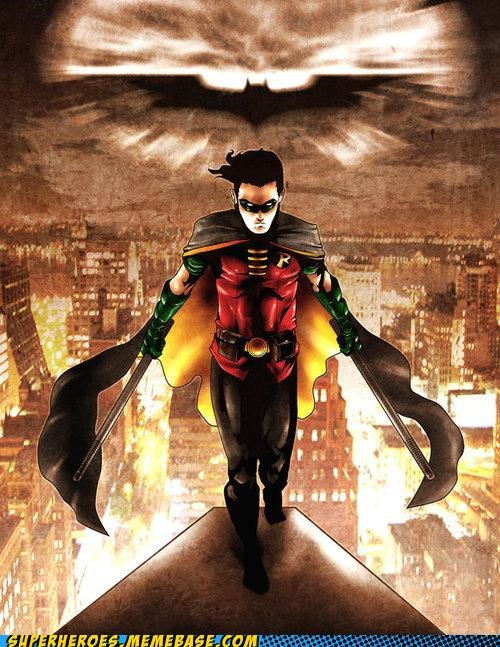 Awesome Art batman robin tough - 5113182976