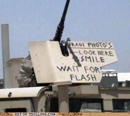 flash guns IRL smile - 5114134784