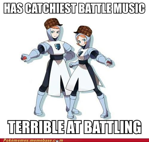 battle music meme Memes scumbag team plasma - 5114540544