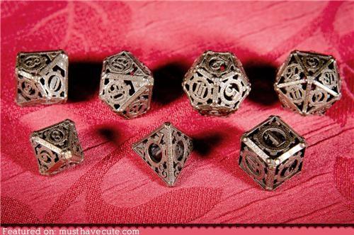 best of the week dice Steampunk - 5116023040