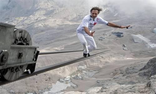Everybody Needs A Hobby Freddy Nock world record Zugspitze - 5116571136