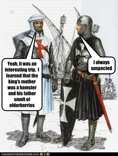 art color funny historic lols illustration religion soldiers - 5116699648