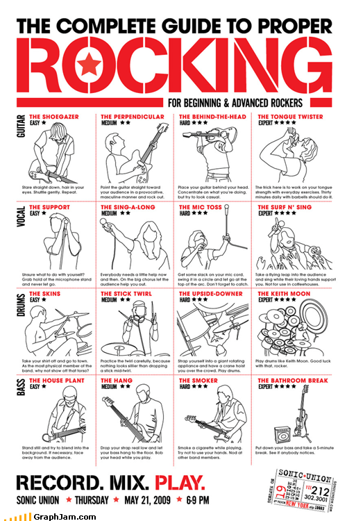 guide moves proper rocking - 5116748032