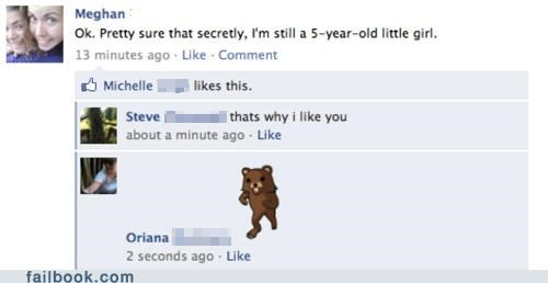 not what it sounds like pedobear witty reply - 5116776192