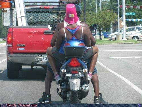 bike,bucket,helmet,motorcycle