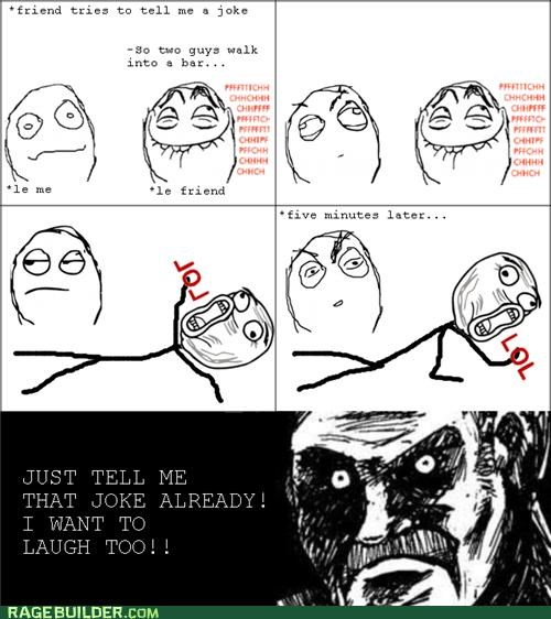 annoying joke lol Rage Comics - 5117532416