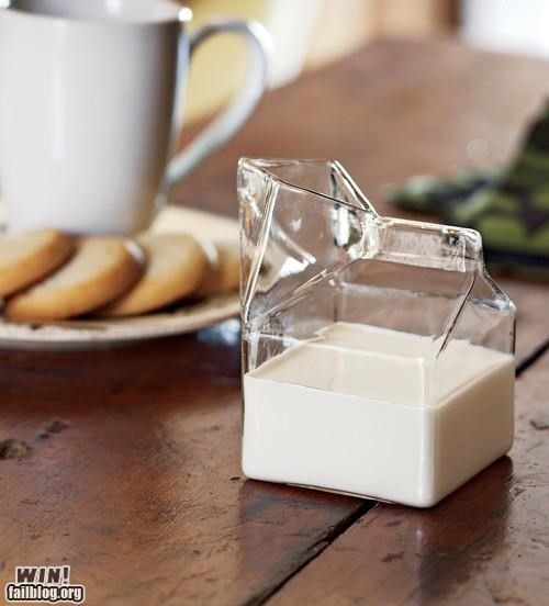 carton container food glass home milk