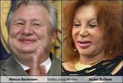 bad makeup jackie stallone Marcus Bachmann political - 5117573632