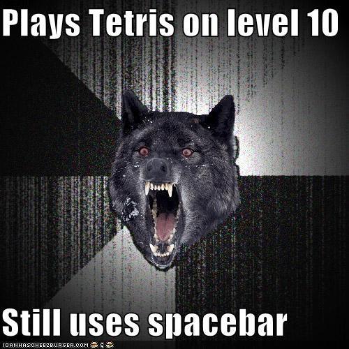 fast Insanity Wolf tetris - 5117607936