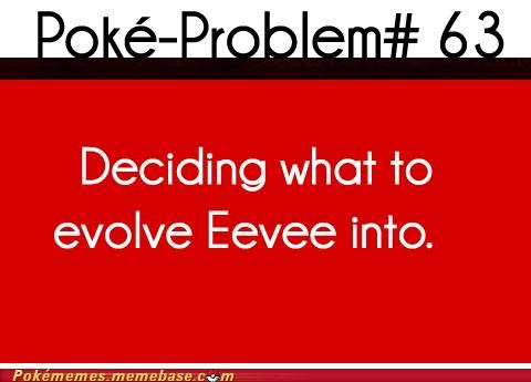 choices eevee Evolve problem stone - 5118085376