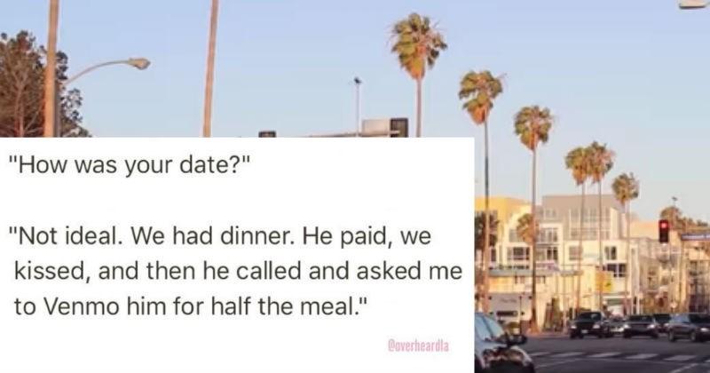 Overheard Conversations in Los Angeles