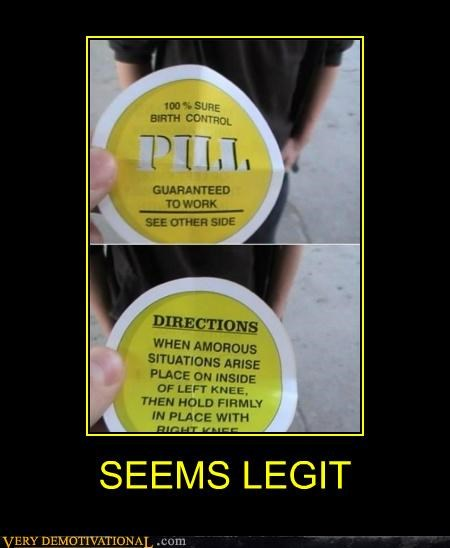 birth control hilarious pill seems legit - 5118286080