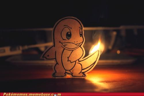 charmander fire IRL the doors - 5118515200