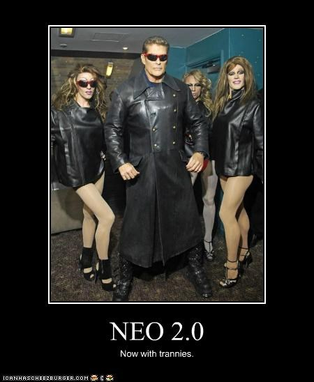 NEO 2.0 Now with trannies.