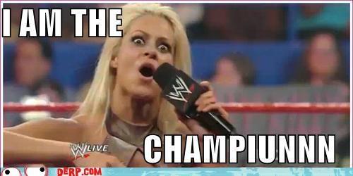 Champion,chick,derp,Sportderps,wrestling
