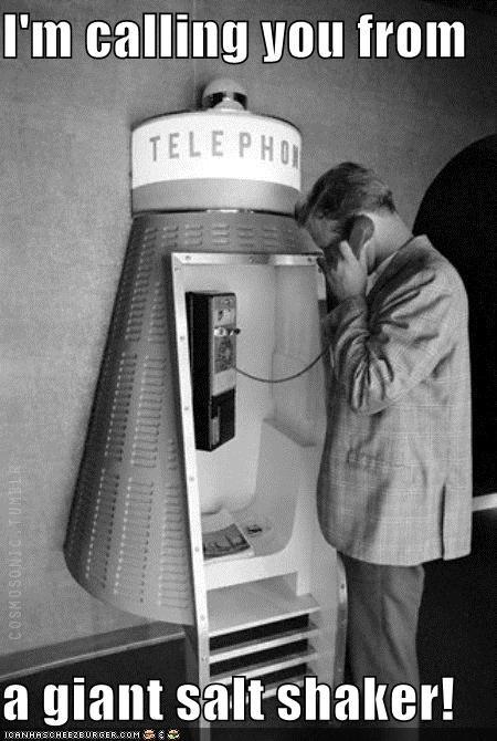 calling historic lols phones salt salt shaker telephones ye olde - 5119685888