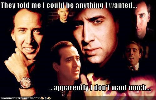 actors,celeb,dumb,nicolas cage,roflrazzi,they told me