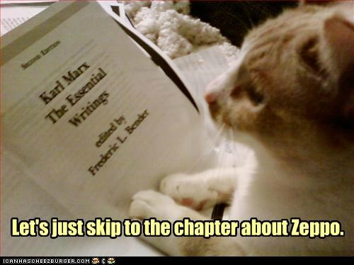 animals,Cats,I Can Has Cheezburger,karl marx,reading,the marx brothers,zeppo marx