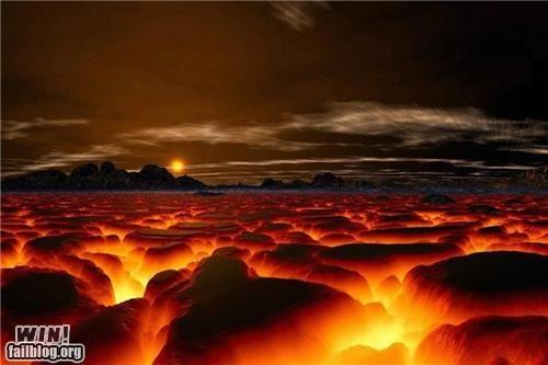 fields hot lava magma molten photography volcano - 5120492032