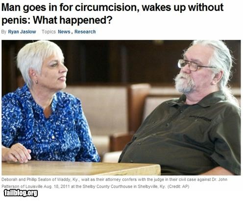 circumcision,doctor,Hall of Fame,ouch,p33n,Probably bad News