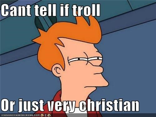 christian fry jokes religion troll - 5121065216