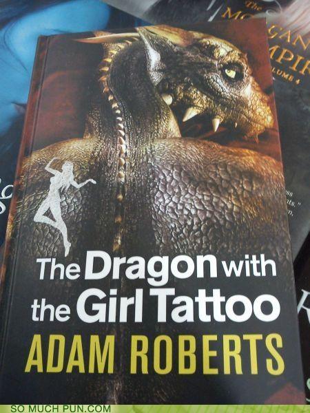 book dragon girl literalism order tattoo title - 5121177856