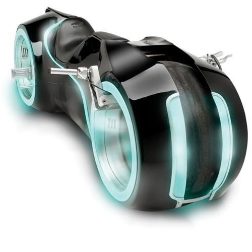 hammacher schlemmer IRL lightcycle movies street legal Tech Toyz tron Tron Legacy - 5121367040