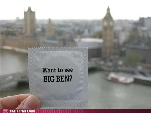 big ben,condom,London,We Are Dating