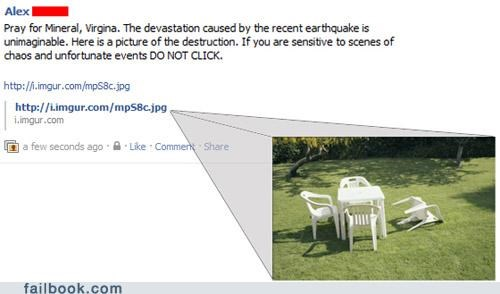 damage earthquake Photo virginia warning - 5121863936