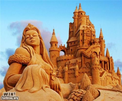 beach castle ocean sand sand castle sculpture - 5122227200