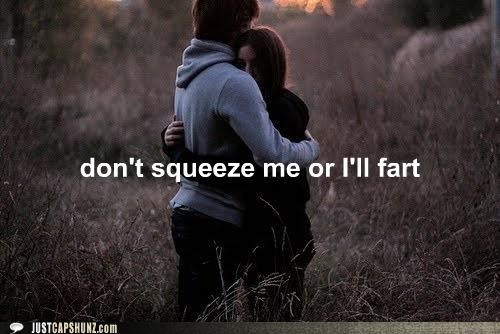 cheesy farting farts field hugs love squeeze - 5122393088