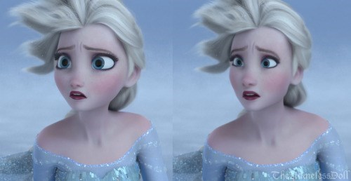 "What Would Your Favorite Animated Character Look Like With a ""Normal"" Face?"