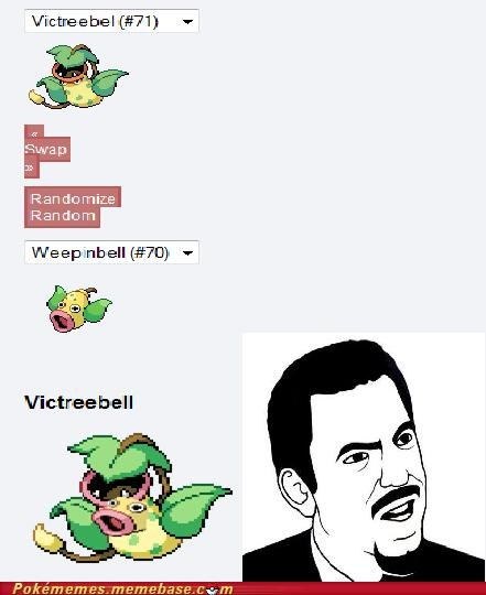 family love fusion meme Memes victreebell - 5122996992