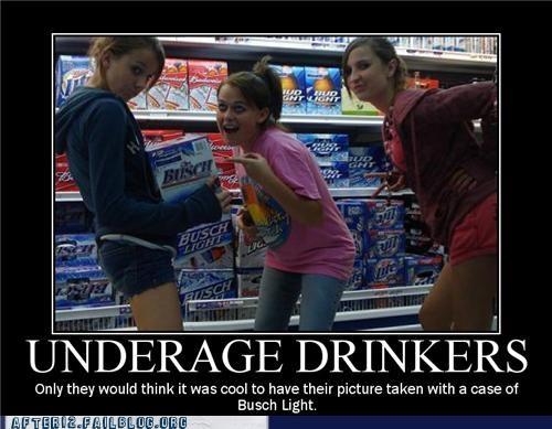 beer busch naïve tasteless underage - 5123196416