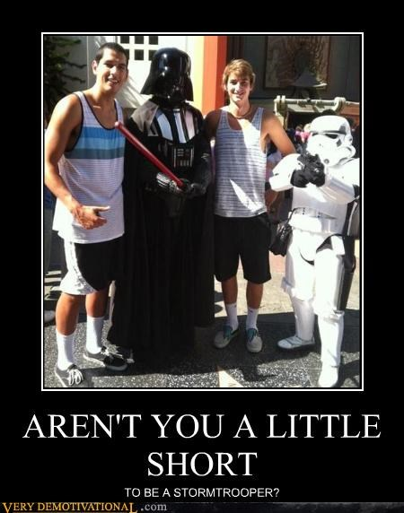 darth vader,good point,idiots,star wars,stormtrooper