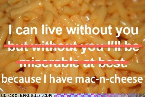 forever,hipsterlulz,kraft,mac and cheese,miserable,you