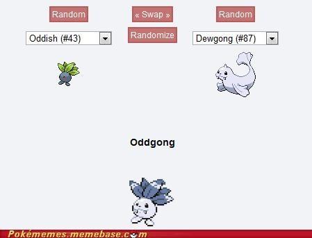 combination fusion Memes odd oddish vampire - 5123863296