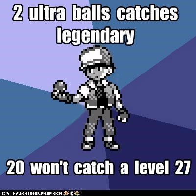 catch rates gameplay level 27 meme Memes ultra balls - 5124152320
